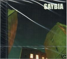 SAYBIA THE SECOND YOU SLEEP CD SIGILLATO