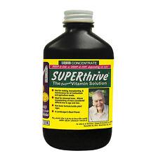 Superthrive 2 ounces- 2oz oz B Vitamins Plant Food Hormones super thrive