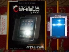 **New Zagg full body Invisible Shield for iPad+ 1 silicone case!**