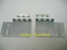 1/16 Upgrade  METAL MUDFLAPS  re  Tamiya R/C  Static  KING TIGER Tank  56018
