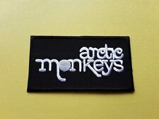 Arctic Monkeys Patch Embroidered Iron On Or Sew On Badge