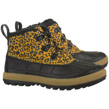 e6ed8ddfcd Nike Woodside Chuka II 2 Dark Gold Leaf black-blk Cheetah 537345-700
