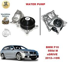 FOR BMW M 550 d xDRIVE F10 TOURING 381Bhp 2012-->ON WATER PUMP