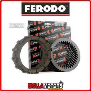 FCS1116/2 SERIE DISCHI FRIZIONE FERODO HONDA XL 600 V TRANSALP 600CC 1987-1999 C