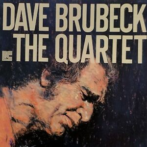 Dave Brubeck - The Quartet CD Disc is in Mint Condition