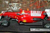 1/18 Scale Red Ferrari Formula One F10 BAHRAIN GP EDITION Diecast Hot wheels