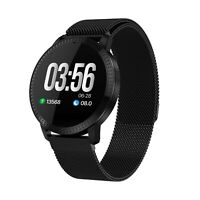 Smart Watch Heart Rate Blood Pressure Fitness Activity Tracker For iPhone XS Max