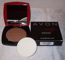 AVON! Extra Lasting Pressed Powder. FAWN (1207).Great Coverage/Women/Jrs. NEW