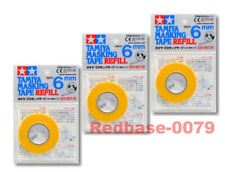TAMIYA 87033 Model paint spray Masking Tape 6mm Refill x3