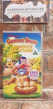 Disney's Gummi Bears Creature Feature VHS Video Tape Cassette Children's TBLO