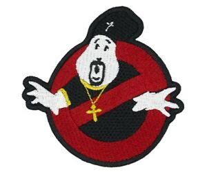 Popebusters Patch Ghostbusters Movie Parody
