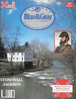 Blue & Gray Ju92 V9N5 Stonewall Jackson Sulphur Branch Trestle Alb.Yellow Fever