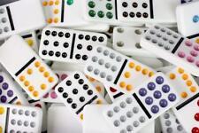 Cardinal Double 12 Jumbo Color Dot / Pip Domino Single Replacement Tile VINTAGE