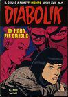 DIABOLIK ANNO XLIX N° 7 - 1 LUGLIO 2010 - CONDIZIONI OTTIME EDICOLA