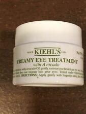 Kiehl's CREAMY EYE TREATMENT with Avocado 0.5oz | 14g New
