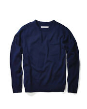 Crewneck Cashmere Sweater - Small - Outerknown