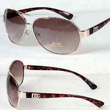 New DG Eyewear Mens Womens Sunglasses Shades Fashion Designer Gold Pilot Camo