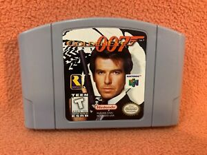 Goldeneye 007 Nintendo 64 N64 Original Authentic Retro Classic Game!