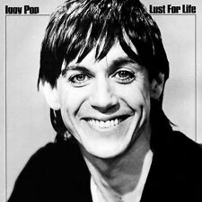 Iggy Pop - Lust For Life 180G LP REISSUE NEW 4 MEN David Bowie produced