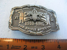 Belt Buckles -- Variety Styles, Scouts -- Price for One Buckle Only