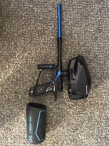Blue Dangerous Power G3 SpecR Paintball Setup Vforce Profiler Empire Prophecy