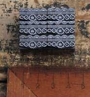 Vignetten Bleisatz Ornamente Stempel Ornament Drucken Vignette floral Blumen