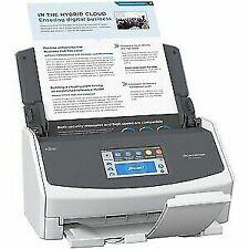 FujitsuScanSnap iX1500 Document Scanner -White/Gray (PA03770-B005)