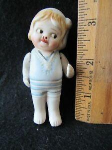 30/'s Vintage Disney Bisque Pinocchio Figurine  Frozen Charlotte