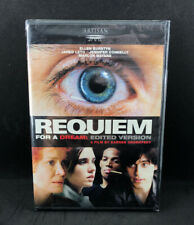 Requiem for a Dream (Edited Edition) [Dvd] New Sealed