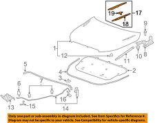 Buick GM OEM 10-13 LaCrosse-Hood Emblem Badge Ornament Right 20811308