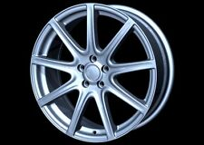 "WEDS Louresh IX 18"" lightweight JDM BNIB exclusively made 4 Prius max mpg wheels"