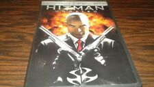 HITMAN UNRATED Digit Copy Spec Edit DVD NEW Sealed FREEPOST mmoetwil@hotmail.com