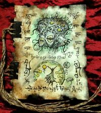 NECRONOMICON Tome Fragment YOG SOTHOTH Cthulhu larp lovecraft monsters