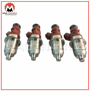 E7T05091 FUEL INJECTOR SET MITSUBISHI GENUINE GDi FOR SHOGUN PAJERO DELICA WAGON
