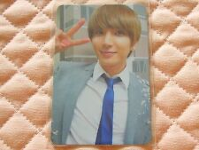 (ver. Leeteuk) Super Junior 5th Album Mr.Simple Photocard KPOP