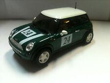 qq NINCO MINI COOPER GREEN GREEN # 24 FROM SET 20115