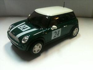 QQ ninco Mini Cooper Green #24 From Set 20115