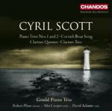 Cyril Scott : Chamber Works CD (2009) ***NEW*** FREE Shipping, Save £s