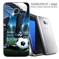 Fútbol Samsung 7 Borde Piel Posterior-Adhesivos Para Samsung 7/Samsung 7 Edge Edge