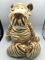Large NICI Tiger Plush Kids Soft Stuffed Toy Animal Doll Wild Brown Teddy Bear