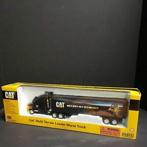 Norscot CAT #55135 Caterpillar Multi Terrain Loader Mural Truck 1:50 scale NRFB
