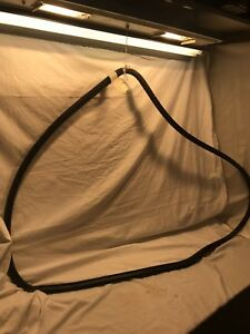 16-18 Buick Envision RH Rear Door Jam Rubber Weather Strip Seal #23319126