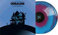 Coraline Orig Motion Picture Soundtrack (Blue & Purple Swirl Vinyl) LP Record