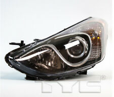 TYC Left Side Halogen Headlight for Hyundai Elantra GT 2013-2017 Models