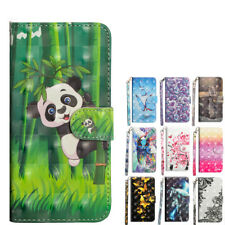 PU Leather Case Wallet Flip Stand Magnetic Closed Cover for Samsung J4 J6 2018