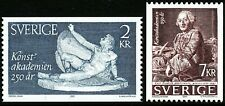 Sweden 1985 The Royal Academy of Fine Arts. MNH