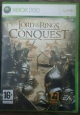 TLOTR CONQUEST, Xbox 360 GAME, !!!!! TAKE A LOOK !!!!!