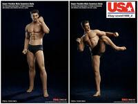"US 1/12 Phicen Male Seamless  Body+ Head Figure Model 6"" TBLeague TM01ADoll Toy"