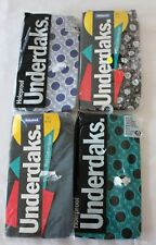 VINTAGE 1980s 4 x Bonds Underdaks Boys Hipsters Underwear - New in Package 4-6 6