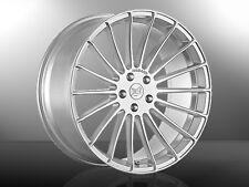 Hamann Anniversary EVO Silber 10,5+12 x 22 Zoll Alufelgen Felgen BMW X5 X6 M50D